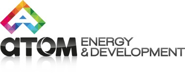 atom energy development logo 1450002456